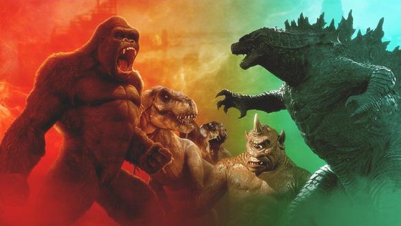 Godzilla đại chiến Kong: Vũ trụ quái vật có làm nên chuyện ở phòng vé? - Ảnh 3.