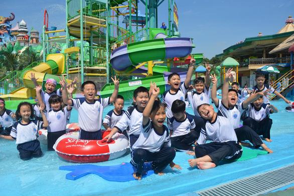 Suối Tiên đưa nước biển vịnh Nha Trang vào biển Tiên Đồng - Ngọc Nữ - Ảnh 2.