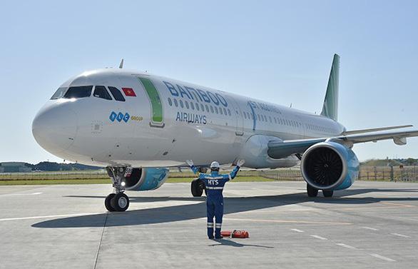 FLC chỉ còn nắm giữ 39,4% tỉ lệ sở hữu vốn tại Bamboo Airways - Ảnh 1.