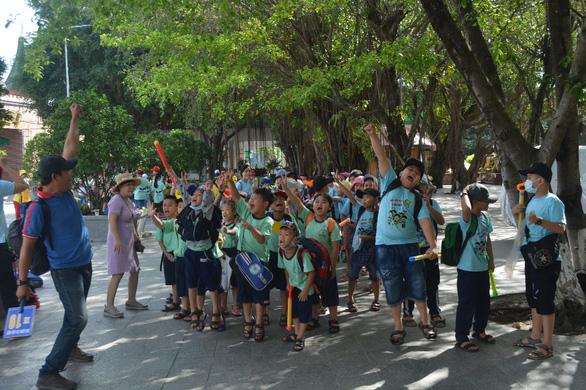 Suối Tiên đưa nước biển vịnh Nha Trang vào biển Tiên Đồng - Ngọc Nữ - Ảnh 5.
