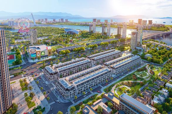 Đất Xanh Miền Trung sắp chào sân shophouse trung tâm Đà Nẵng - Ảnh 1.