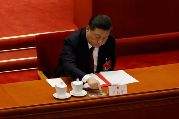 Quốc hội Trung Quốc thông qua quyết định trọng đại về bầu cử Hong Kong - Ảnh 1.