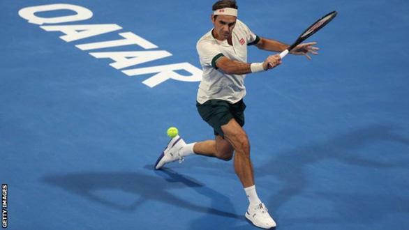 Điểm tin thể thao sáng 11-3: Federer thất bại ở tứ kết Qatar Open - Ảnh 1.