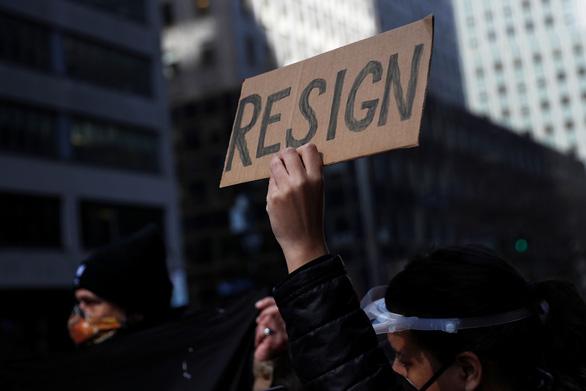 New York điều tra luận tội thống đốc Cuomo về tố cáo quấy rối tình dục - Ảnh 1.