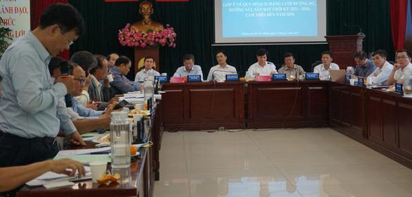 Đề xuất đầu tư đường sắt nhẹ Thủ Thiêm kết nối sân bay Long Thành - Ảnh 1.