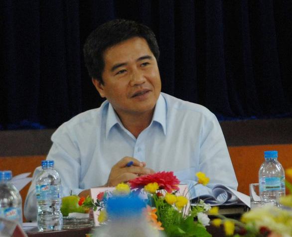 Ông Tô Duy Lâm thôi làm giám đốc Ngân hàng Nhà nước chi nhánh TP.HCM - Ảnh 1.