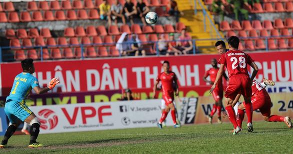 Trước vòng 3 V-League 2021: CLB Hà Nội sẽ đứng dậy - Ảnh 1.