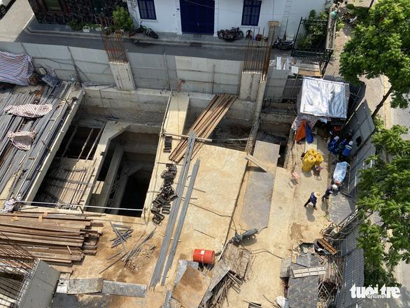 Thanh tra Chính phủ vào cuộc vụ nhà phố 4 tầng hầm - Ảnh 1.