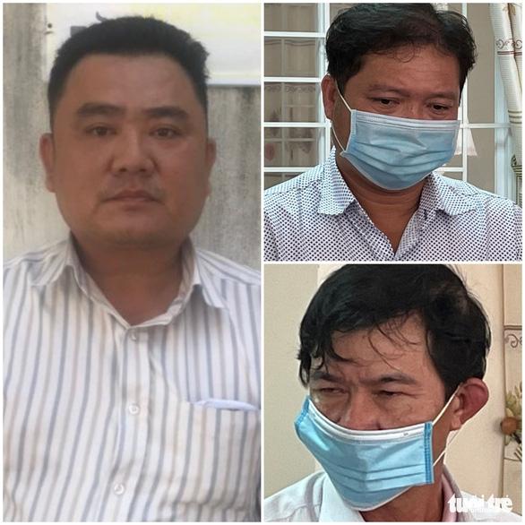 Cục Thuế tỉnh An Giang nói gì về 3 cán bộ bị bắt vì tiếp tay doanh nghiệp ma? - Ảnh 2.