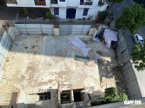 Thanh tra Chính phủ vào cuộc vụ nhà phố 4 tầng hầm - Ảnh 3.