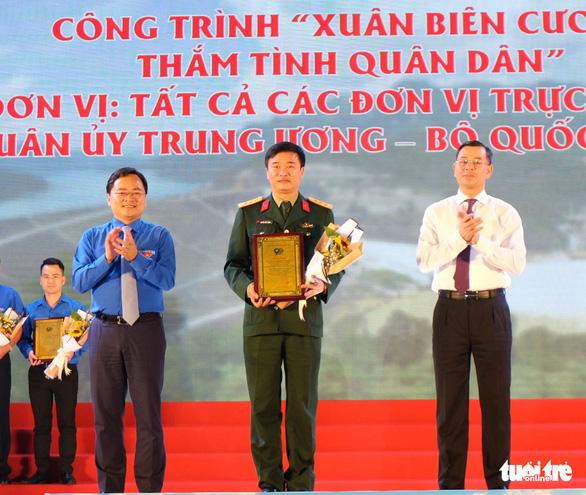 Từ công trường thanh niên cộng sản đến công trình thanh niên làm theo lời Bác - Ảnh 2.