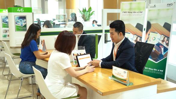Vietcombank phân phối độc quyền sản phẩm mới FWD Nâng tầm vị thế - Ảnh 1.