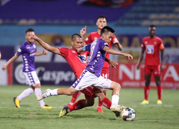 Trước vòng 3 V-League 2021: CLB Hà Nội sẽ đứng dậy - Ảnh 2.