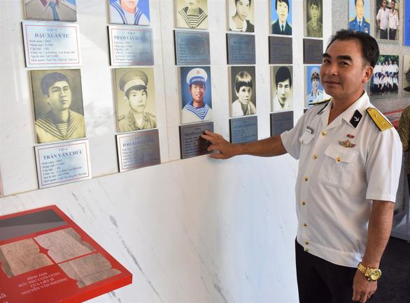 Tưởng nhớ 64 liệt sĩ Gạc Ma (14-3-1988): Còn mãi bên nhau... - Ảnh 1.