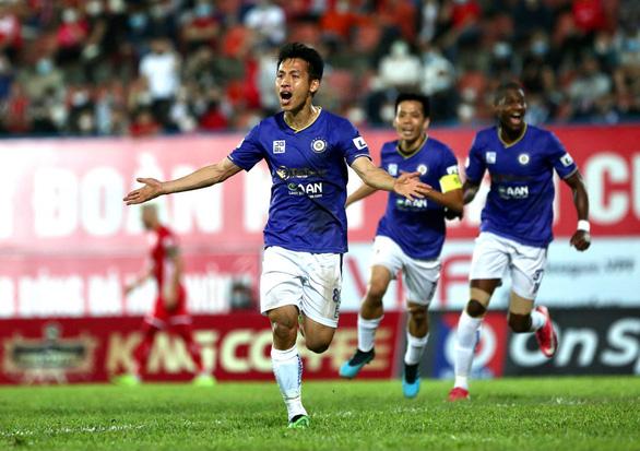 Hà Nội thắng trận đầu tiên ở V-League 2021 - Ảnh 2.