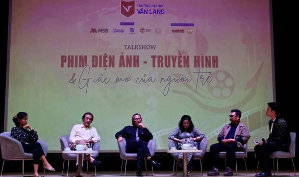 Đại học Văn Lang ra mắt liên hoan phim đầu tay với 89 tác phẩm dự thi - Ảnh 1.