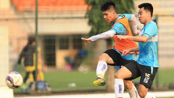 Vòng 3 V-League 2021, Hải Phòng - Hà Nội: Quang Hải có thể vắng mặt - Ảnh 1.
