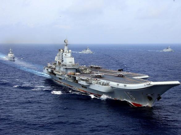 Trung Quốc tính đóng tàu sân bay thứ 4 chạy năng lượng hạt nhân? - Ảnh 1.