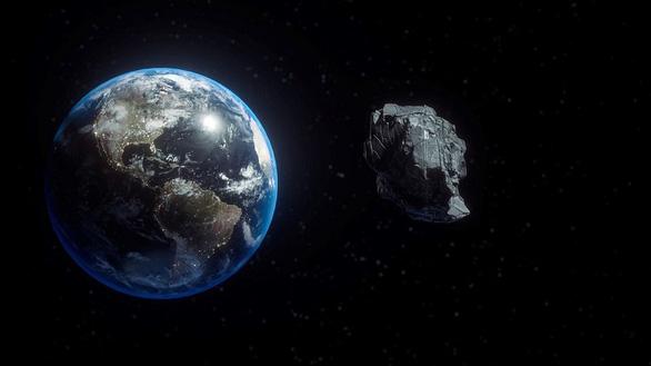 Tiểu hành tinh bay cực nhanh tiếp cận Trái đất ngày 21-3 - Ảnh 1.