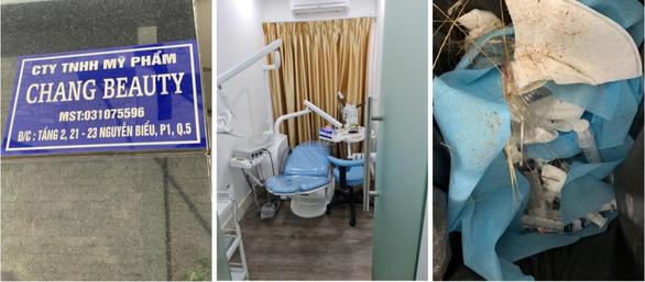 Thuê phòng chung cư mở cơ sở phẫu thuật thẩm mỹ trái phép - Ảnh 1.