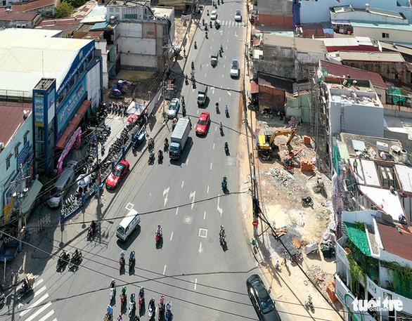 Dự kiến năm 2022 khởi công metro số 2 Bến Thành - Tham Lương - Ảnh 1.