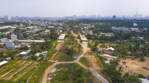 Dự án đường vành đai ở TP.HCM, Hà Nội: Khi nào hồi sinh? - Ảnh 1.