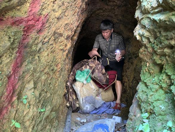 Quảng Nam sẽ đánh sập hầm vàng lậu dưới lòng đất Vườn quốc gia Sông Thanh - Ảnh 1.