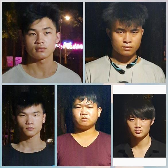 Bình Phước lại bắt được nhóm người Trung Quốc nhập cảnh trái phép - Ảnh 1.