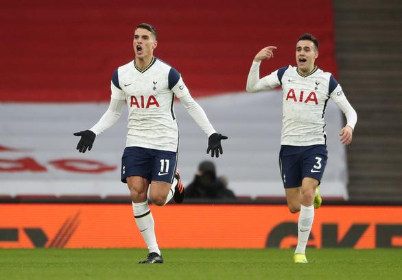 Arsenal thắng ngược Tottenham tại Emirates - Ảnh 1.
