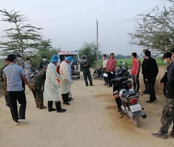 Người Việt ở Campuchia lo đói vì COVID-19 - Ảnh 2.