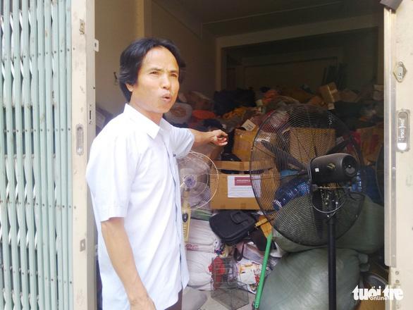 Tự ý đập, xây không phép trong khu trụ sở các hội của tỉnh Khánh Hòa - Ảnh 3.
