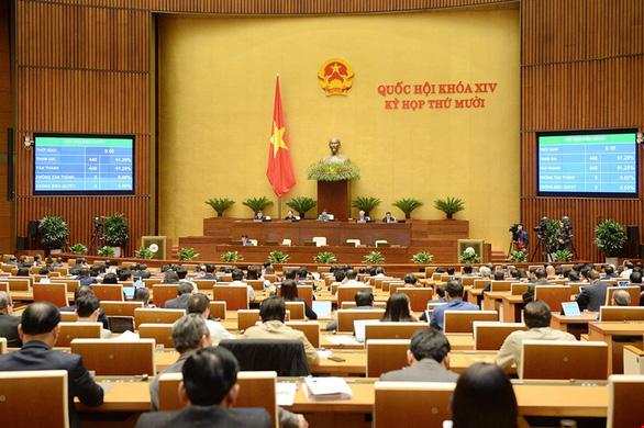 '11 kỳ họp Quốc hội diễn ra dân chủ, công khai, chất lượng' - Ảnh 1.