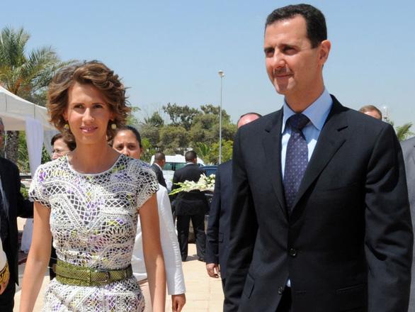Vợ tổng thống Syria bị điều tra, đối diện nguy cơ mất quốc tịch Anh - Ảnh 1.