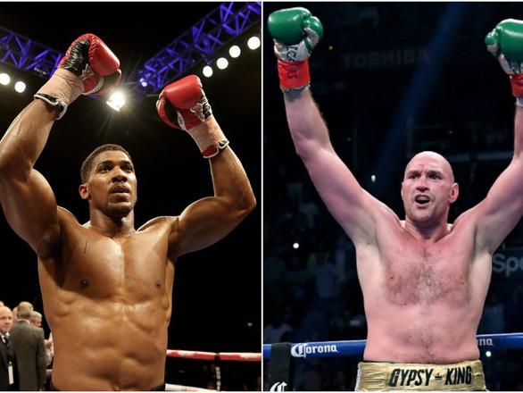 Điểm tin thể thao sáng 16-3: Joshua và Fury sẽ gặp nhau ở trận đấu đắt giá nhất hành tinh - Ảnh 4.