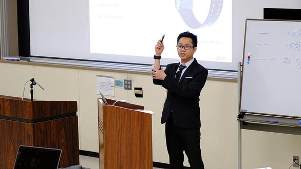 Duy Tân và tấm bằng tiến sĩ ở Nhật - Ảnh 1.