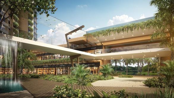 Ecopark làm công viên ngàn tỉ phục vụ 2 toà tháp hạng sang - Ảnh 7.