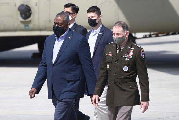 Mỹ khẳng định sẵn sàng bảo vệ Hàn Quốc ngay đêm nay - Ảnh 1.