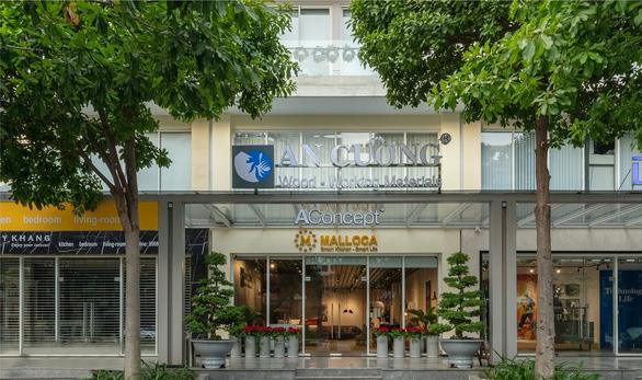 An Cường khai trương showroom One-Stop Shopping Center mới - Ảnh 1.