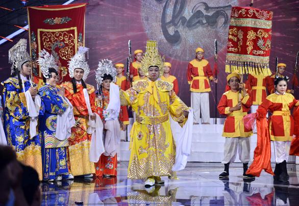 Ngọc Phước đăng quang Cười xuyên Việt 2020 với số điểm tuyệt đối - Ảnh 3.