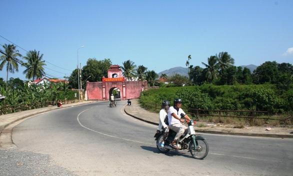 Quê hương thành cổ Diên Khánh, Khánh Hòa thành đô thị loại IV - Ảnh 1.