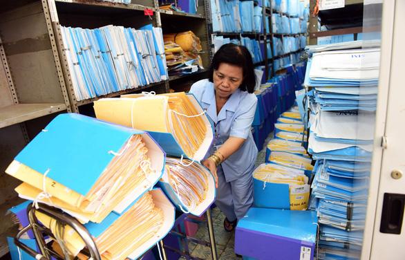 TP.HCM: Đề xuất sớm thành lập ban chỉ đạo về xây dựng hồ sơ sức khỏe điện tử - Ảnh 1.