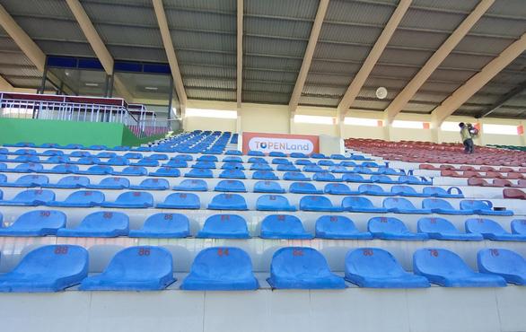 SVĐ Quy Nhơn khoác áo mới trở lại V-League, phát hành 10.000 vé miễn phí - Ảnh 3.