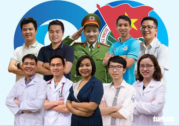 Hùng Dũng vào top 10 Gương mặt trẻ thủ đô tiêu biểu năm 2020 - Ảnh 1.