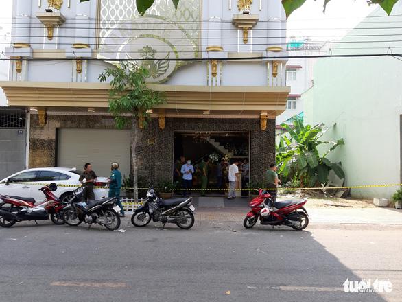 Bắn nhau tại quán karaoke ở Tiền Giang: 1 người chết, 2 người bị thương - Ảnh 1.