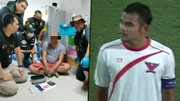 Điểm tin thể thao tối 17-3: Cựu cầu thủ Thái Lan bị bắt vì buôn ma túy - Ảnh 3.