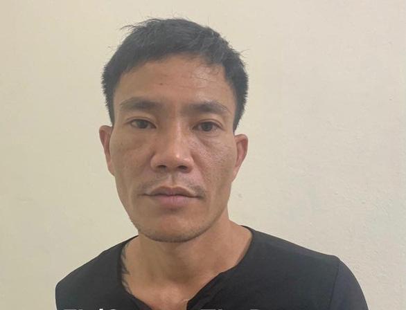 Đàn em Dũng trọc Hà Đông bị bắt khi đang trốn truy nã ở quận Hoàn Kiếm - Ảnh 1.