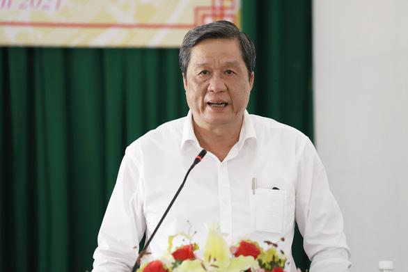 Chủ tịch Ủy ban bầu cử TP Cần Thơ: Không ông nào lót đường cho ông nào - Ảnh 1.