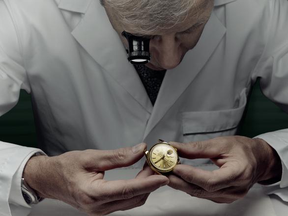 Rolex World Service: khi bảo dưỡng đồng hồ là một nghệ thuật - Ảnh 2.