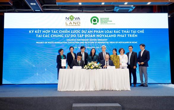Novaland hợp tác PRO Việt Nam xã hội hóa quản lý chất thải rắn - Ảnh 2.