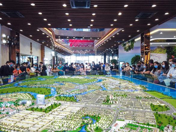 Dòng vốn đầu tư bất động sản tiếp tục đổ về phía đông nhờ hấp lực sân bay Long Thành - Ảnh 3.
